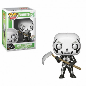 Fortnite Skull Trooper POP! Figur 9 cm