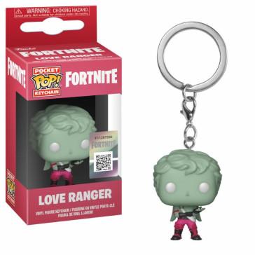 Fortnite Love Ranger Pocket POP! Schlüsselanhänger 4 cm