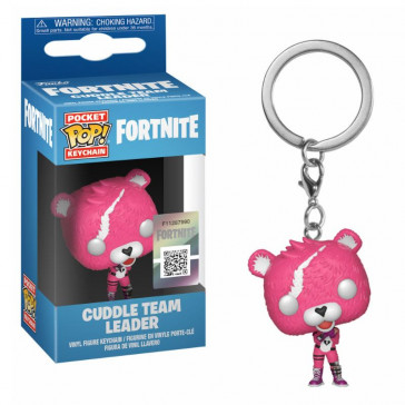Fortnite Cuddle Team Leader Pocket POP! Schlüsselanhänger 4 cm