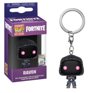 Fortnite Raven Pocket POP! Schlüsselanhänger 4 cm