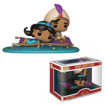 Aladdin 2er-Pack Magic Carpet Ride POP! Movie Moments 9 cm