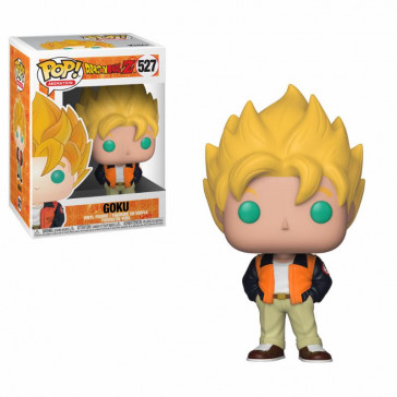 Dragonball Z Goku Casual POP! Figur 9 cm