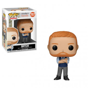 Modern Family Mitch POP! Figur 9 cm