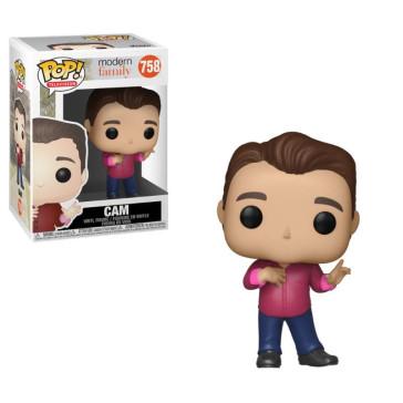 Modern Family Cam POP! Figur 9 cm