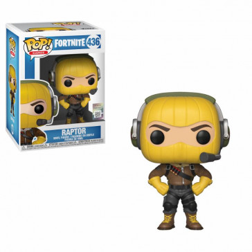 Fortnite Raptor POP! Figur 9 cm