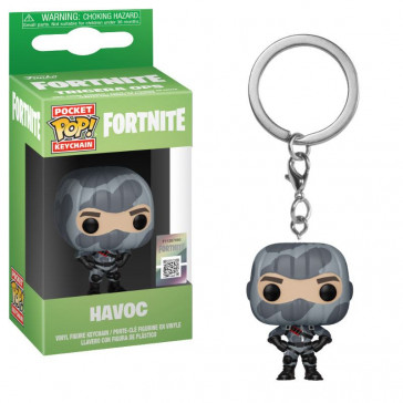 Fortnite Havoc Pocket POP! Schlüsselanhänger 4 cm