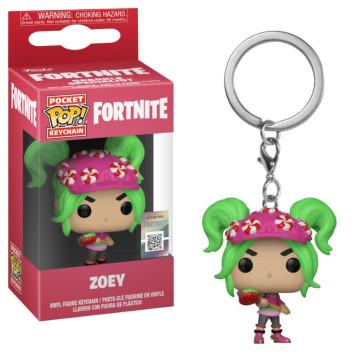 Fortnite Zoey Pocket POP! Schlüsselanhänger 4 cm