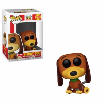 Toy Story Slinky Dog POP! Figur 9 cm