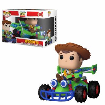 Toy Story Woody & RC POP! Rides Vinyl Figur 15 cm