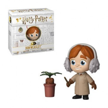 Harry Potter 5 Star Actionfigur Ron Weasley (Herbology) 8 cm