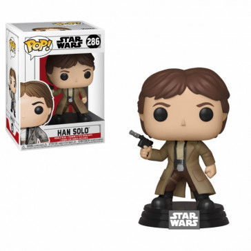Star Wars Endor Han Solo POP! Figur 9 cm