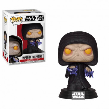 Star Wars Emperor Palpatine POP! Figur 9 cm