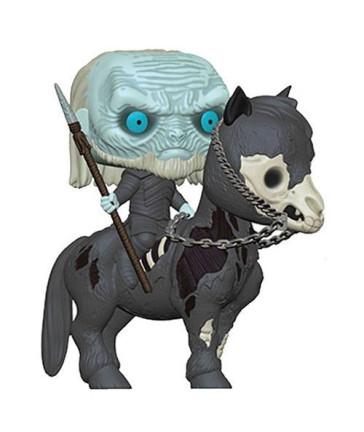 Game of Thrones White Walker Horse POP! Rides Figur 15 cm