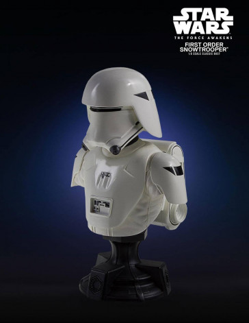 Star Wars Episode VII Büste 1/6 First Order Snowtrooper PGM Exclusive 13 cm