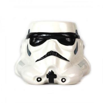 Star Wars Stormtrooper Helmet Shaped Tasse