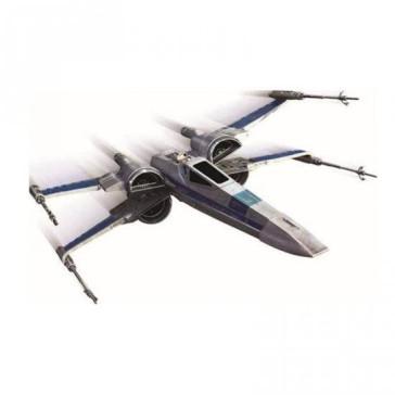 Star Wars VII Resistance X-Wing Fighter Starship Elite Edition 1/18 Diecast Modell 15 cm