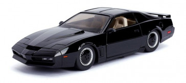 Knight Rider KITT mit Leuchtfunktion 1/24 Diecast Modellauto