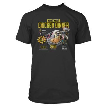Playerunknown's Battlegrounds (PUBG) Premium T-Shirt Cuisine
