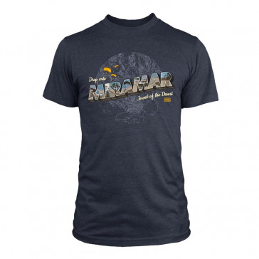 Playerunknown's Battlegrounds (PUBG) Premium T-Shirt Drop Into Miramar