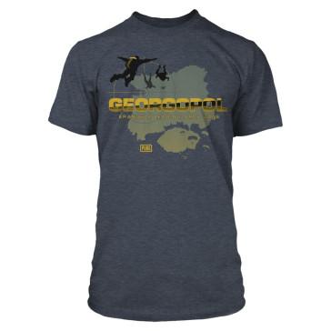 Playerunknown's Battlegrounds (PUBG) Premium T-Shirt Skydive Georgopol