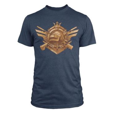 Playerunknown's Battlegrounds (PUBG) Premium T-Shirt Invincible