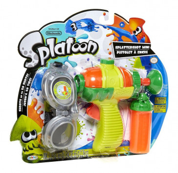 Splatoon Rollenspiel-Replik Splattershot Mini Blaster