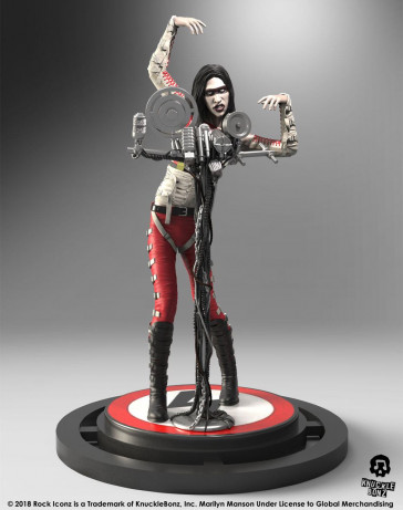 Marilyn Manson Rock Iconz Statue 21 cm