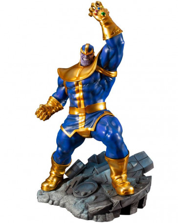 Thanos 1/10 ARTFX+ Statue Marvel Universe Avengers Series 28 cm