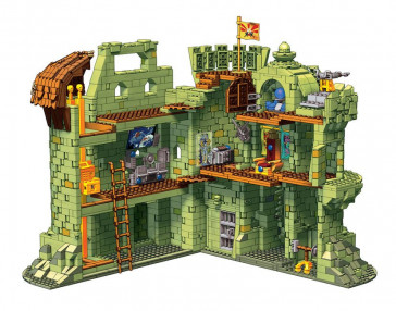 Masters of the Universe Castle Grayskull Mega Construx Probuilder Bauset