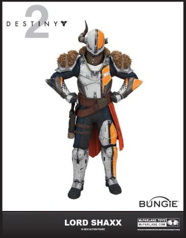 Destiny 2 Lord Shaxx Deluxe Actionfigur 25 cm