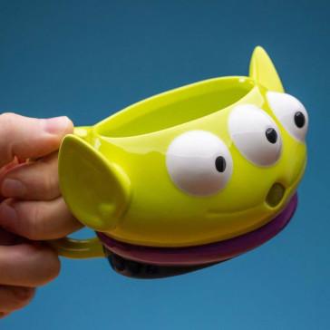 Toy Story Alien Tasse Shaped