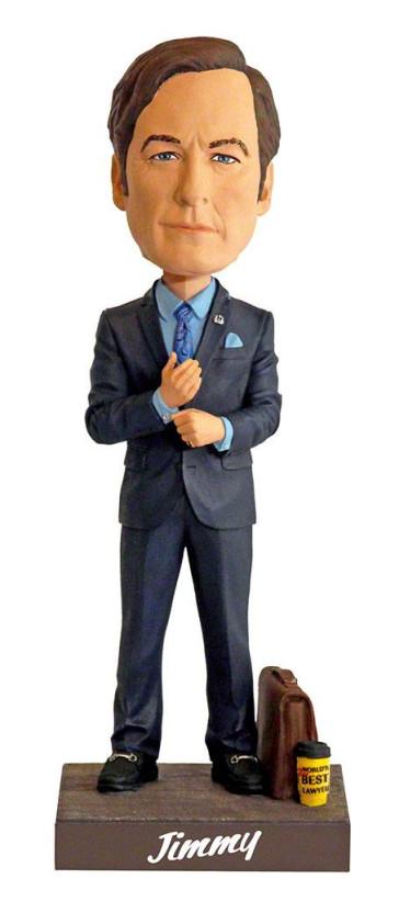 Better Call Saul Wackelkopf-Figur Jimmy McGill 20 cm