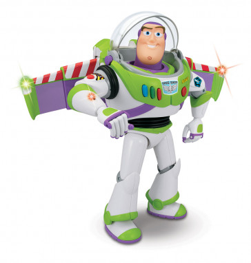 Toy Story Buzz Lightyear Actionfigur Signature Collection 30 cm