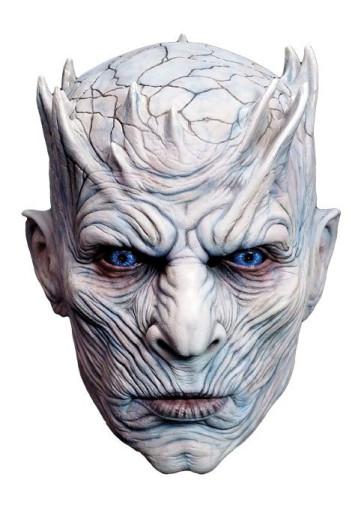 Game of Thrones Latex-Maske Night King