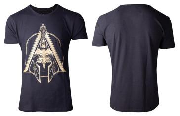 Assassin's Creed Odyssey T-Shirt Spartan Helmet Logo