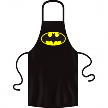 Batman Kochschürze Logo