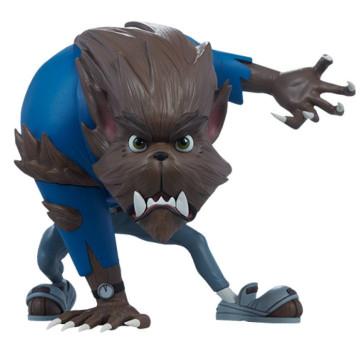 Unruly Monsters PVC Statue Fur Ball 15 cm