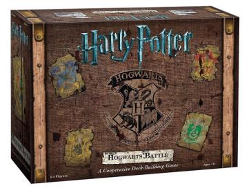 Harry Potter Hogwarts Battle Deck-Building Brettspiel Spiel