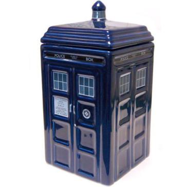 Doctor Who Plätzchendose Tardis