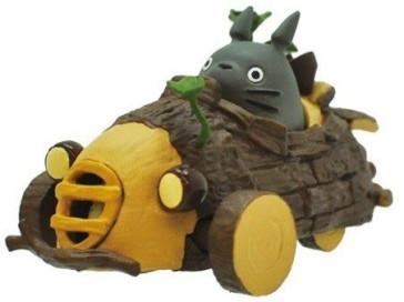 Mein Nachbar Totoro Rückzug-Fahrzeug Threewheeler