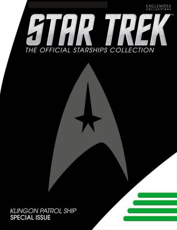 Star Trek Official Starships Collection Magazin mit Modell Special #4 Klingon Patrol Ship (2013)