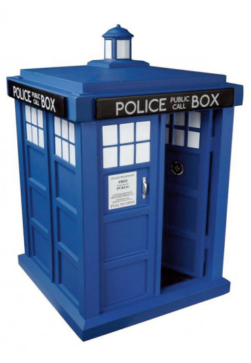 Doctor Who Tardis POP! Figur 15 cm