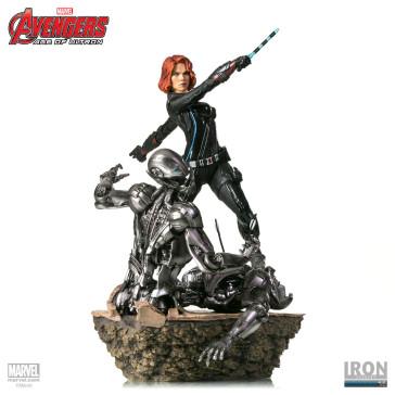 Avengers Age of Ultron Statue 1/6 Black Widow 36 cm