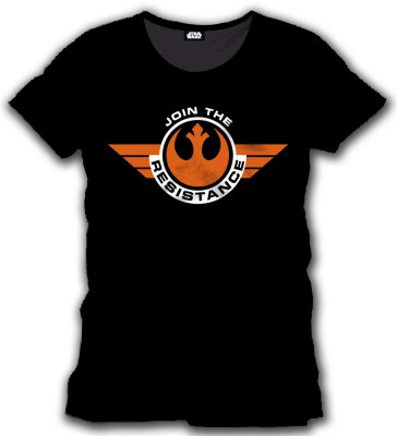 Star Wars Episode VII T-Shirt Join The Resistance