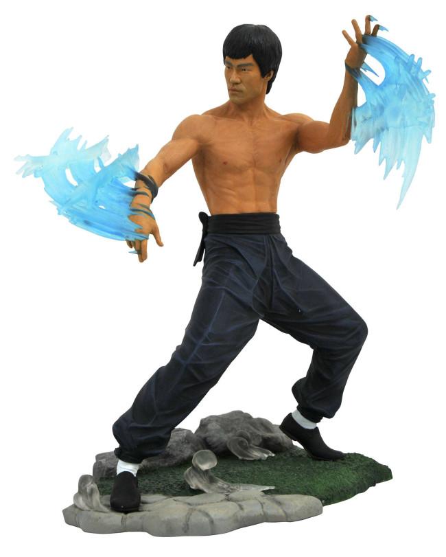 Bruce Lee Gallery Statue Water 23 Cm Jetzt Online Kaufen Eliveshopde