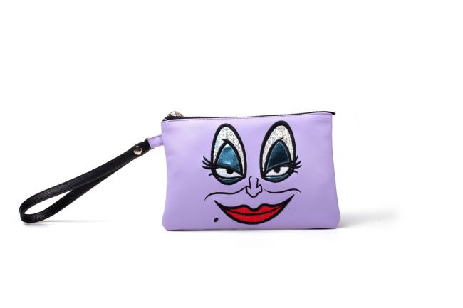 Disney Geldbörse Kosmetiktasche Ursula Arielle Die Meerjungfrau