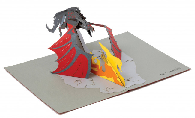 Film-fanartikel Game Of Thrones Qulilling Grußkarte House Lannister