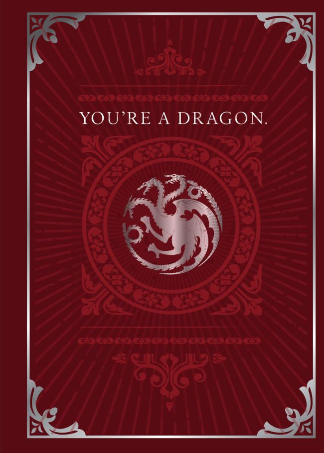 Filme & Dvds Game Of Thrones Qulilling Grußkarte House Lannister