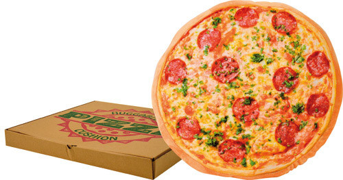 Teenage Mutant Ninja Turtles Kissen Pizza 40 X 40 Cm Jetzt Online