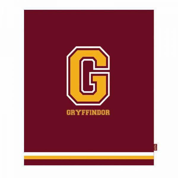 Harry Potter Fleecedecke G For Gryffindor 125 X 150 Cm Jetzt Online